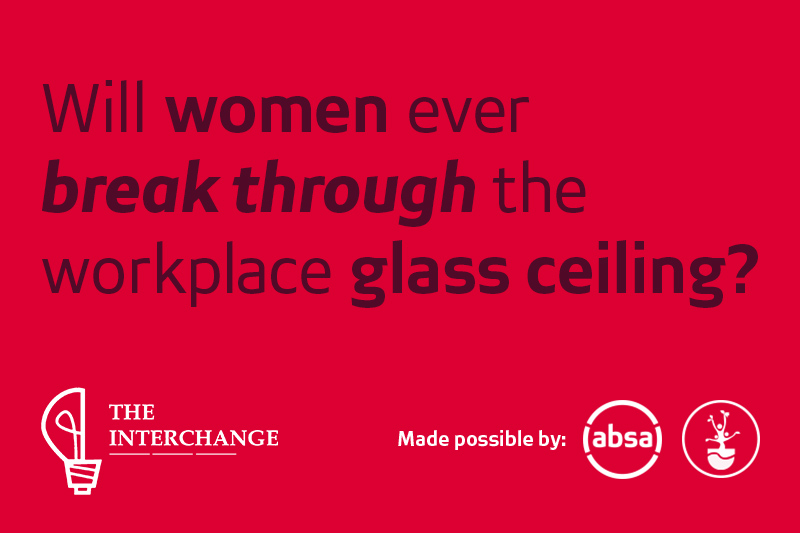 Will women ever break through the workplace glass ceiling?