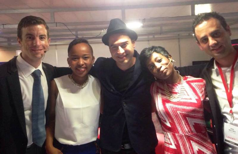 Future CEOs LeaderEx CliffCentral Careers Gareth Armstrong Hlubi Gil Oved Ran Neu-Ner Lynette Ntuli