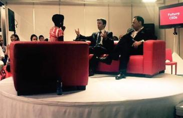 #LeaderEx2015 – Yusuf Abramjee talks Africa Rising & The SA Opportunity