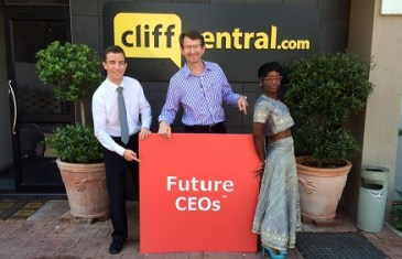 Future CEOs – Moving On Up with the new MD of DHL Express