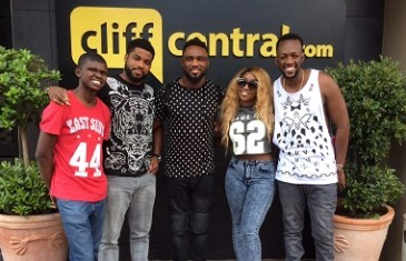 Oneal On CliffCentral – Part 2 – 16.10.15