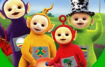 Parlytubbies… Say Hello!