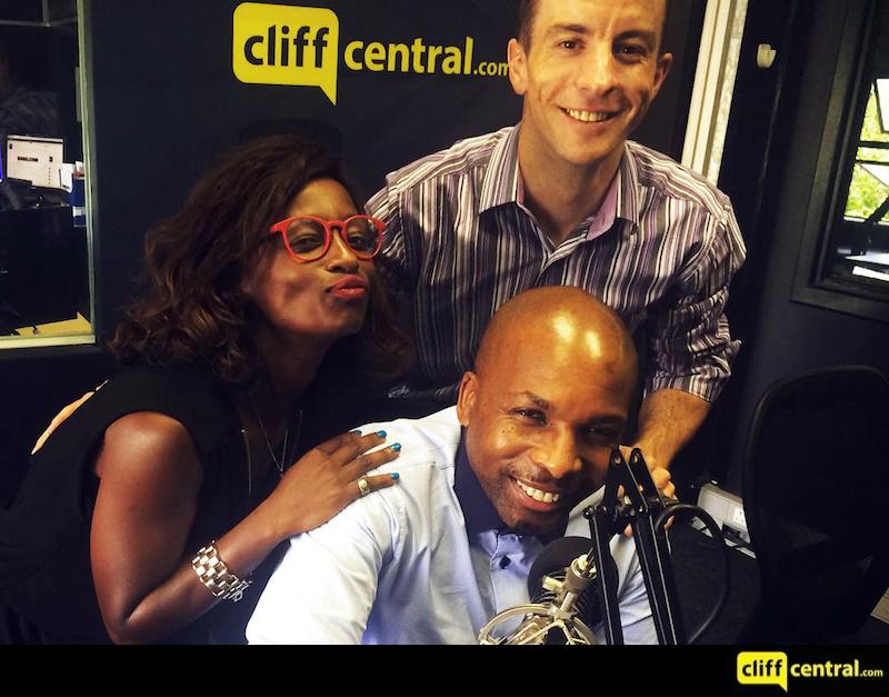 151120 Lebo Gunguluza Future CEOs CliffCentral Dragon's Den entrepreneur Gareth Armstrong Hlubi Mboya
