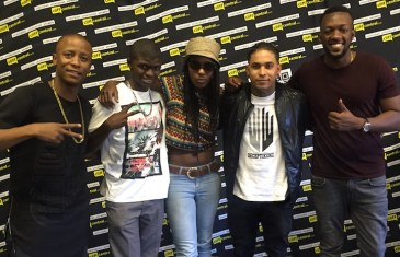 Oneal On CliffCentral – Nancy G & Ash