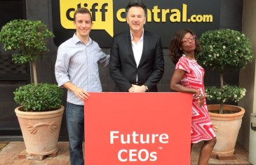 Clive Butkow: Former COO of Accenture SA turned Investor, Business Coach, Mentor