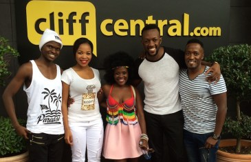 Oneal On CliffCentral – Mmatema & Fiesta Black