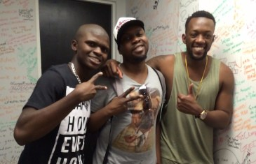 Oneal On CliffCentral — Kayrab & Nomadic