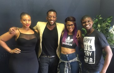 Oneal On CliffCentral –Tamarsha & Melo