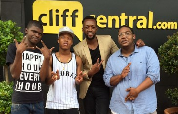 Oneal On CliffCentral – Nasty C & Biggy