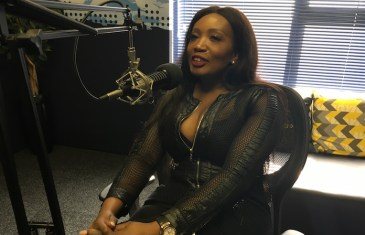"""""""I'd be a First Lady with cleavage"""" – Sophie Ndaba"""