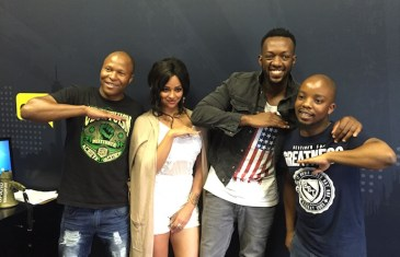 Oneal On CliffCentral — Shadaya, Bluelle & Rokker Rogerz