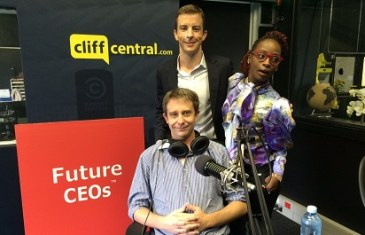 Future CEOs  – MD of JSE-listed MoneyWeb – Marc Ashton