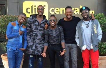 Oneal On CliffCentral – Monde M & Sauti Sol