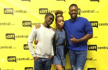 Oneal On CliffCentral – Coal Black & Rouge