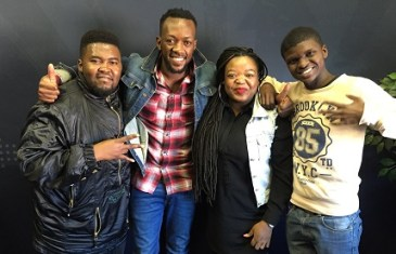Oneal On CliffCentral – Big Star Johnson & Yves