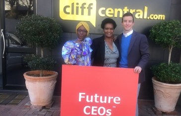 Future CEOs – Soweto Success Story: Flossie's Bed & Breakfast