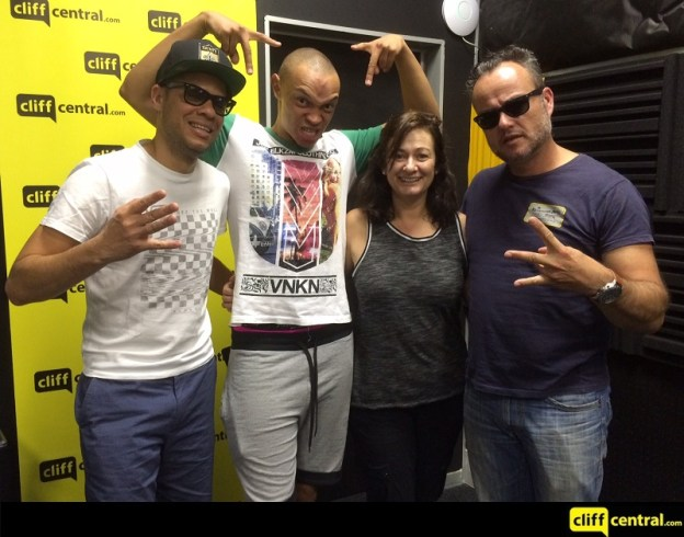 The Gas Comedy Podcast - We Are Family - CliffCentral