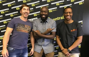G Man The AdMan – Exploding the Publishing World: Kamogelo Sesing & Louis Enslin