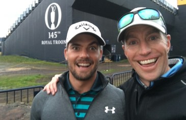 TheBounce Show – Making a Golfing Champion with Garth Milne
