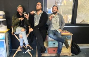 The unView – Tea with Graeme Watkins & Camilo Ramada