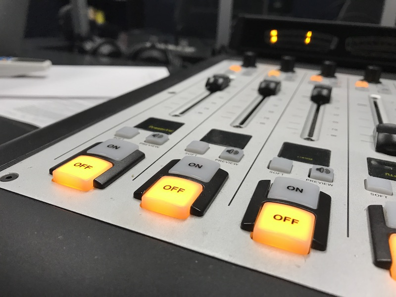 CliffCentral Studio Mixer