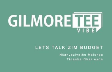 The Gilmore Tee Vibe – Let's Talk Zim Budget