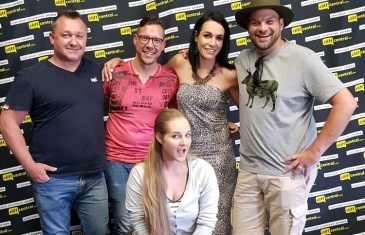 The Good Stuff – The #LekkerBekkers & #BrenDrew from #MKRSA hang out in studio