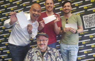 The CasperRadio Show – Gardening gurus & Eurovision examined