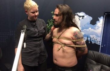SexTalk – Rope Bondage