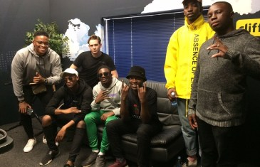 The Millennial Gen – Fashion & Fire in the booth