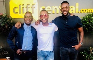 #CastleLiteUnlocks Langa Mavuso on The OnealAfrica Experience