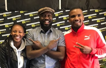 G Man The AdMan – You want to go to Cannes? The Yenani and Ntando show