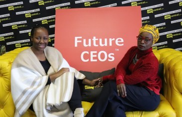 "Future CEOs – ""Women Belong In All Spaces Decisions Are Made"""