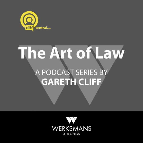 The Art of Law Podcast Icon - Werksmens - CliffCentral