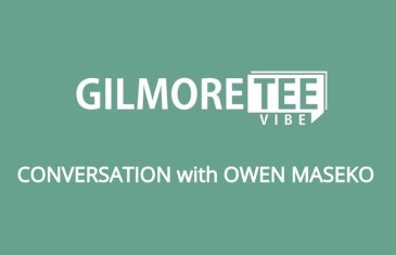 The Gilmore Tee Vibe – Conversation with Owen Maseko