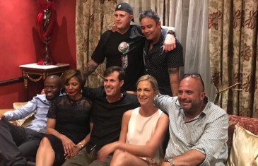 The unView – Big Brother Reunion & Siya Kolisi