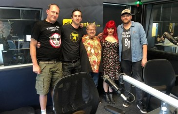 The CasperRadio Show – Apocalypse Later & AnnMaree Barry