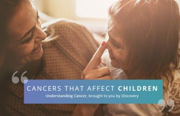 #4 Cancers in Children