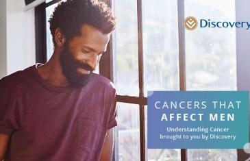 #5 Cancers in Men