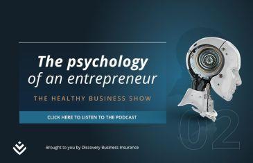 The psychology of an entrepreneur