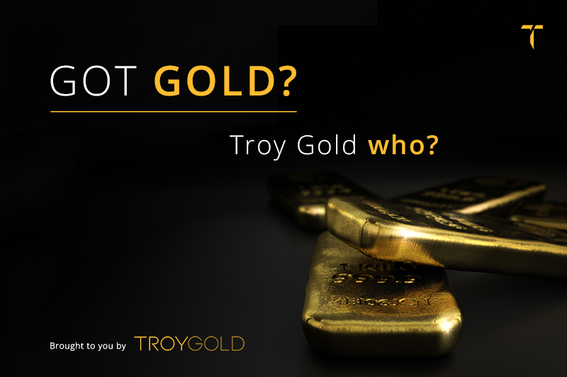 Got Gold Troy Gold Who Cliffcentral