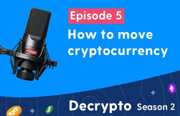 How to move cryptocurrency