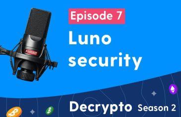 Luno security