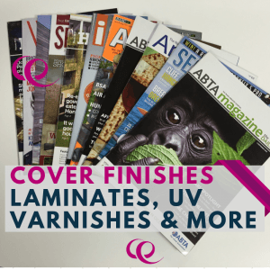 Cover Finishes