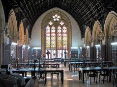 Library in Mumbai University