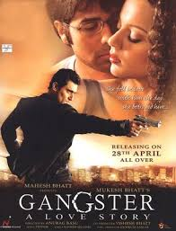 Love story of a gangster