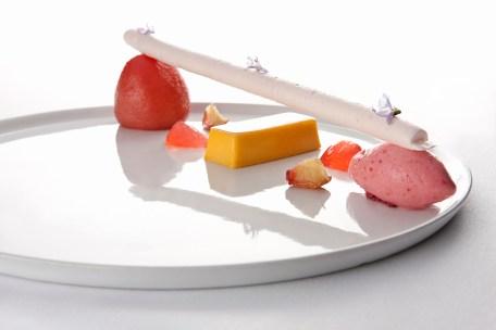 CHH Restaurant peach