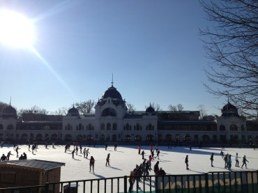 Ride Side of Rink