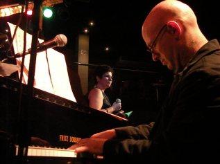 Ava Araujo e Cliff Korman - Spirito Jazz - Vitoria - 18 de julho - 03