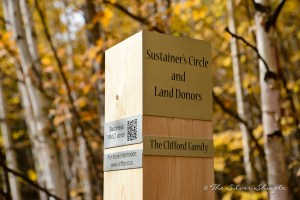 Sustainer's Circle and Land Donors
